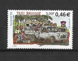 Mayotte N° 99** - Unused Stamps