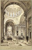 [DC2630] CPA - TORINO - SANTUARIO BASILICA DI SS. AUSILIATRICE - Non Viaggiata - Old Postcard - Churches