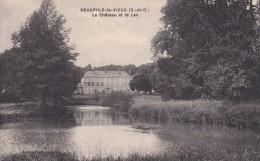 13P - 78 - Neauphle-le-Château - Yvelines - Neauphle-le-Vieux - Le Chateau Et Le Lac - Neauphle Le Chateau