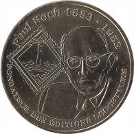 SAE1131 - 2011 LEUCHTTURM 1 - Fondateur Paul Koch / MONNAIE DE PARIS - Arthus Bertrand
