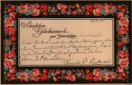 Herzlichen Glückwunsch Zum Geburtstage. 1914 - Geburtstag