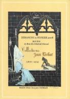 Vente Aux Enchéres Publiques/Collection Jean KERHOR/Vieux Papiers/Catalogue/Maitre Bisman/Rouen/2008      CAT121 - Francia