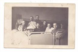 6360 FRIEDBERG, Lazarett, 1914, Photo-AK - Friedberg