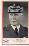 PETAIN - Personnages