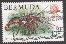 Bermuda. 1978 Wildlife, 10c Used. SG 392 - Bermuda