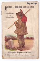 CLARA VIEBIG - HEIMAT - DAS KIND UND DAS VENN, 32 Seiten, Deutsche Jugendbücherei, Gebrauchsspuren - Bücher, Zeitschriften, Comics