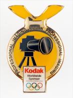 KODAK PROFESSIONAL IMAGING PIN - NEW - Giochi Olimpici