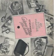 Catalogue /Grands Magasins /Au Bon Marché/Etrennes/Cadeaux /Décembre /1937      CAT125 - France
