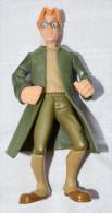 Vintage Disney Toy Figurine Mac Do 2001 ATLANTIDE Milo James - Disney