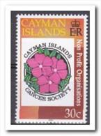 Kaaiman Eilanden 2001, Postfris MNH, Flowers - Kaaiman Eilanden