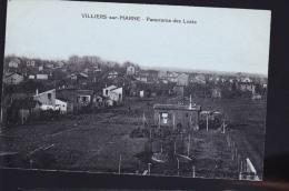 VILLIERS SUR MARNE LUATS - Villiers Sur Marne