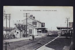 VILLIERS SUR MARNE LA GARE - Villiers Sur Marne