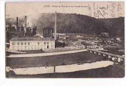 Joeuf - Usines De Wendel Et Les Grands Bureaux - Other Municipalities