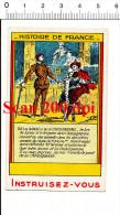 Chromo Duel De Jarnac Et De La Châtaigneraie - Escrime Coup De Jarnac / Histoire De France / IM 138/25 - Chromos