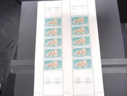 WALLIS ET FUTUNA - N° 192 En Feuille De 25 Ex - Luxe - A Voir - P17384 - Unused Stamps