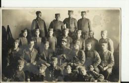 KINGDOM OF YUGOSLAVIA   --  ORIGINAL PHOTO  --   SERBIAN ARMY  --  PC FORMAT - Militaria