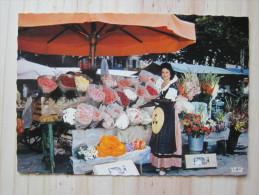 Nice - Son Marché Aux Fleurs - Markets, Festivals