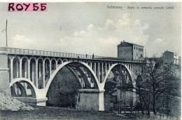 Marche-ancona-fabriano Veduta Particolare Ponte In Cemento Armato - Altre Città