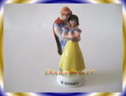 Blanche Neige Orchestre  ...Lot De 4 Feves.. Ref AFF : 19-2006 .. (pan 0017) - Disney
