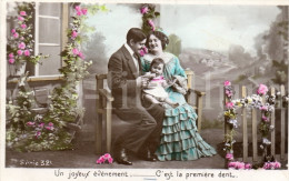 Postcard / CP / Postkaart / Baby / Bébé / Couple / Ed. X / Paris / Serie 32 / 1900s - Grupo De Niños Y Familias