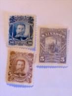 SALVADOR - EL SALVADOR  1892-5  LOT# 1 - Salvador