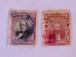 BOLIVIE - BOLIVIA  1901-2  LOT# 1 - Bolivie