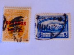 BOLIVIE - BOLIVIA  1912   LOT# 2 - Bolivie