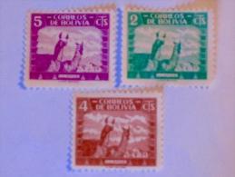 BOLIVIE - BOLIVIA  1939   LOT# 3  ANIMAL - Bolivie