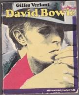 Gilles Verland - David Bowie - Albin Michel - Rock & Folk - Musique