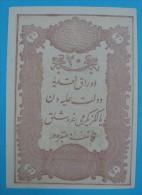AC - OTTOMAN TURKEY - 1293 - 1877 - ABDULHAMID 20 KURUS 49 23969 - Turquie