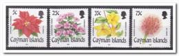 Kaaiman Eilanden 1987, Postfris MNH, Flowers - Kaaiman Eilanden