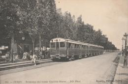 Tunis - Terminus Des Trams Goulette Marsa   - Scan Recto-verso