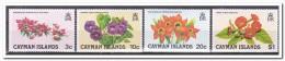 Kaaiman Eilanden 1981, Postfris MNH, Flowers - Kaaiman Eilanden