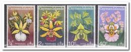 Kaaiman Eilanden 1971, Postfris MNH, Flowers, Orchids - Kaaiman Eilanden