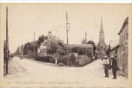 Piré-sur-Seiche - Rue De Redon Et Rue Creuse - Autres Communes