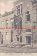 Lange Leemstraat Bombardement 1914 - Antwerpen