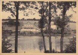 Belgique - Sivry - Hôtel Restaurant Du Lac - Cachet Postal 1938 - Sivry-Rance