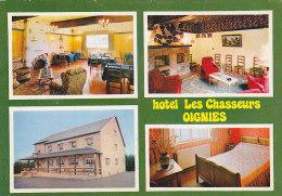 Belgique - Oignies - Hotel Restaurant Les Chasseurs - Aiseau-Presles