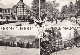 Belgique - Bevercé Malmédy - Ski Ferme Libert - Malmedy