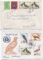 70 Lettres-Covers Animaux-animals/oiseaux-birds/mammifères-mammals Lot Attractif PR2900 - Alla Rinfusa (max 999 Francobolli)