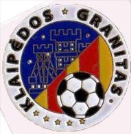 Football Soccer. Pin Lithuania. Granitas Klaipeda - Football