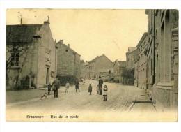 17056 - Sprimont - Rue De La Poste - Sprimont