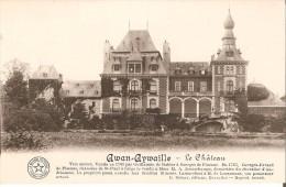 "AWAN-AYWAILLE (4920) : LE CHÂTEAU. Collection ""La Belgique Historique"". CPA. - Aywaille"