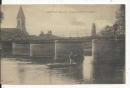 Sauvigny  Le Grand Pont Sur La Meuse - Autres Communes