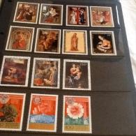 Niger, CCCP, Dahomey - Stamps