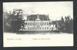 CPA - Environs De HUY - Château De FLERON LEZ HUY    // - Huy