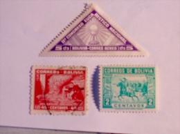 BOLIVIE - BOLIVIE  1939-43   LOT# 6 - Bolivie