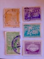 BOLIVIE - BOLIVIE  1945-8   LOT# 8 - Bolivie
