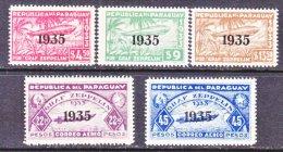 URUGUAY  C 93-7  *  ZEPPELIN - Uruguay