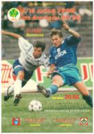 Programme Football 1995 1996 Rotor Volgograd (Russia Soviet Union) V Bordeaux (France) UEFA Cup - Books